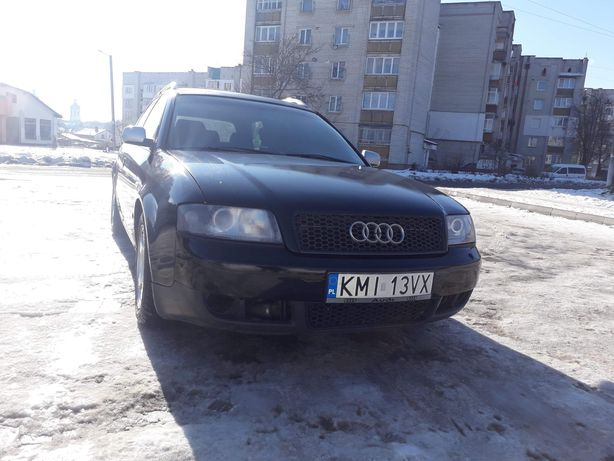 Audi A6 1998 2.5