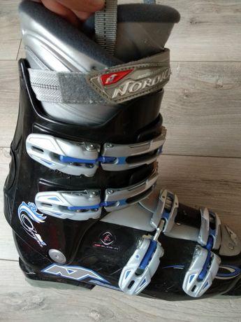 Damskie buty narciarskie NORDICA 27-27,5 skorupa 315 Olympia Em6