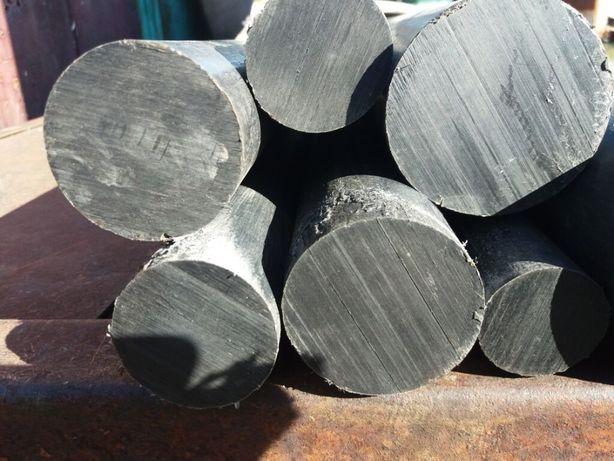 Черный капролон графитонаполненый