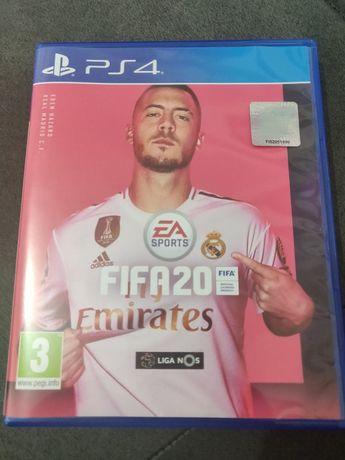 FIFA 20 jogo Ps4.