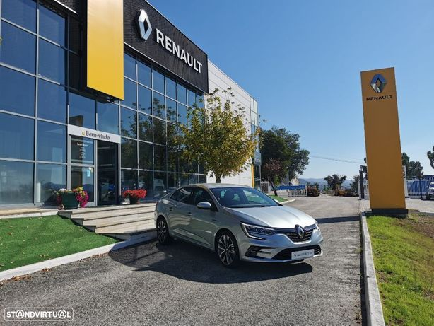 Renault Mégane Grand Coupe 1.5 Blue dCi Intens