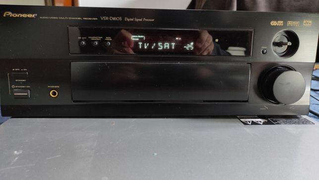 Pioneer VSX-D810S amplificador AV