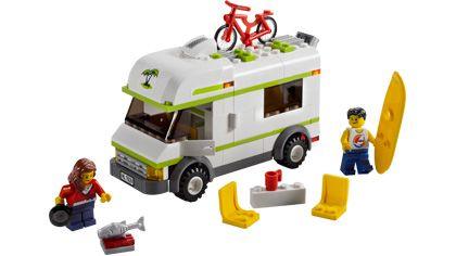 Lego City Camper (nr7639zestawu)