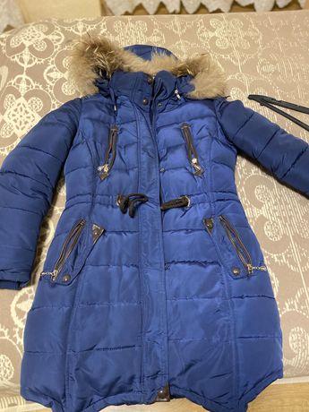 Куртка зимняя очень тёплая