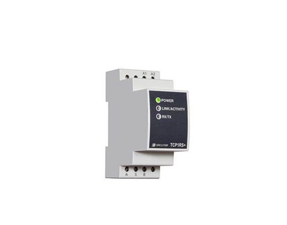 Conversor RS-485 - Ethernet Converter (Modbus) TCP1RS+ Circutor