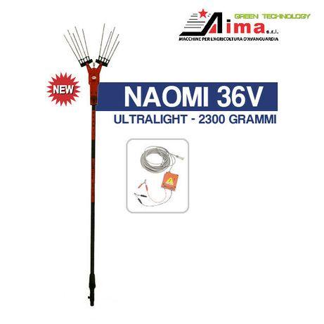 Varejador de azeitonas Aima Naomi 36 V