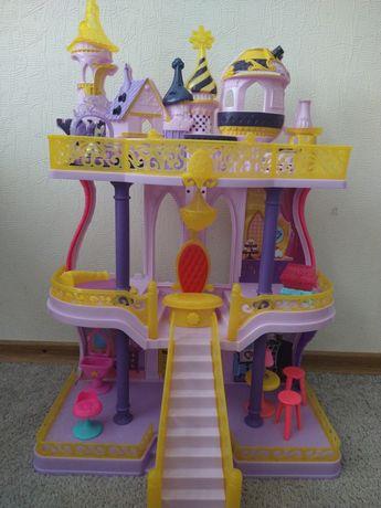 Замок для пони My little pony