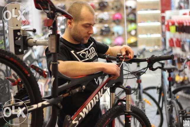 Ремонт велосипедов в г.Вишневое