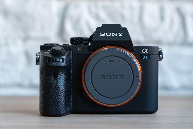 Sony Alpha A7S II body