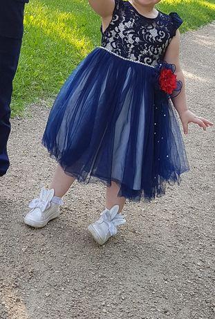 Sukienka balowa- mała księżniczka