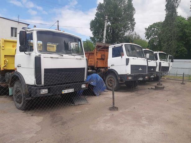 МАЗ-551605 самосвал