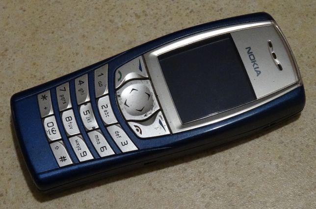 Nokia 6610i niebieska perłowa