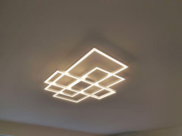Nowoczesna Lampa Plafon LED Nowa