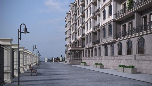 KO Продам 2х ком. квартиру в новом доме у моря, с рассрочкой 24 месяца
