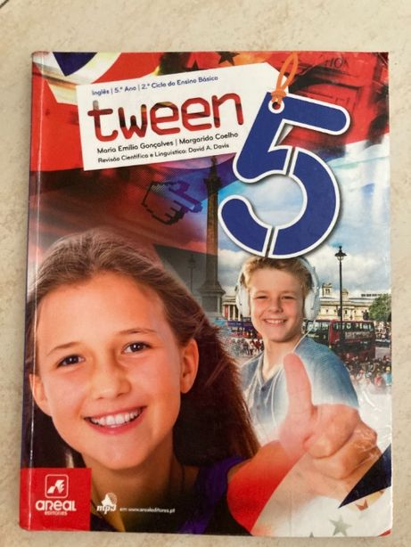 Tween 5 Livro de Inglês 5ºano e Caderno de Atividades