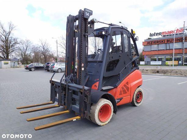 Linde H45T-02 LPG Forklift  LINDE Fenwick H45T 02 LPG Forklift