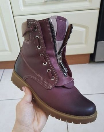 Кожаные ботинки Forest