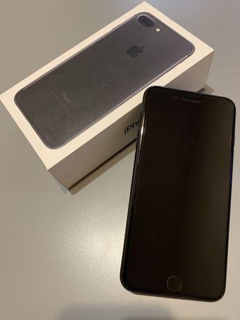 iPhone 7 Plus 128gb CZARNY 100% sprawny