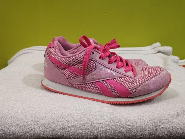 Reebok buty różowe sportowe adidasy 38,5