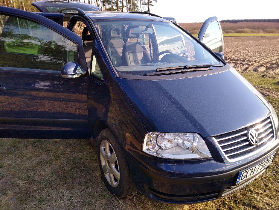 VW Sharan, 2.0 TDI, 140KM, 12.2007, zadbany, zarejestrowany, OKAZJA!!! Doręgowice - image 1