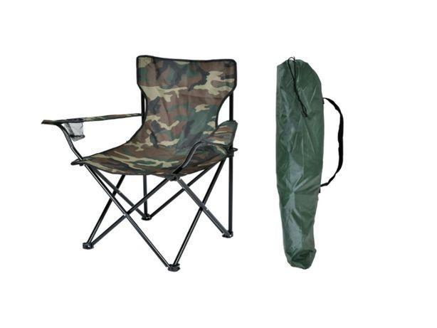Krzesło wędkarskie turystyczne składane mocne Moro Nowe SKLEP