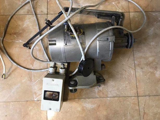 Электро двигатель на швейную машинку