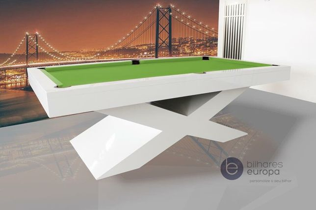 Bilhares Europa fabricante mod Xtreme OFerta tampo de jantar ping pong