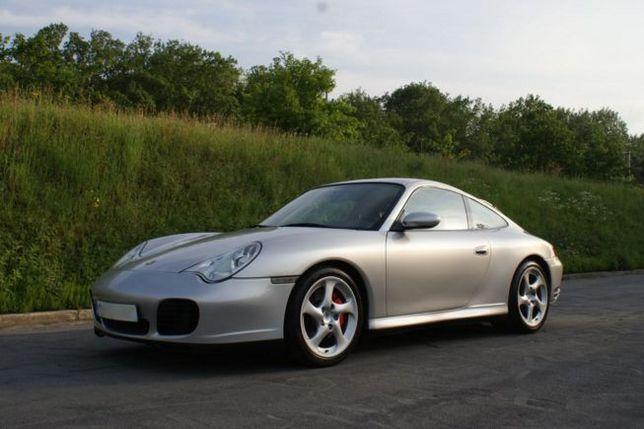 Porsche 911 Carrera 996 4S
