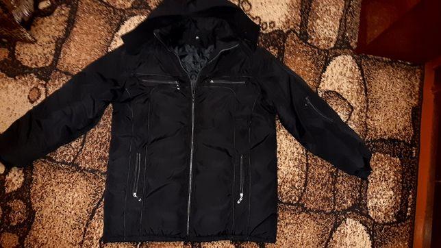 Мужская куртка зима 60 размер, новая.