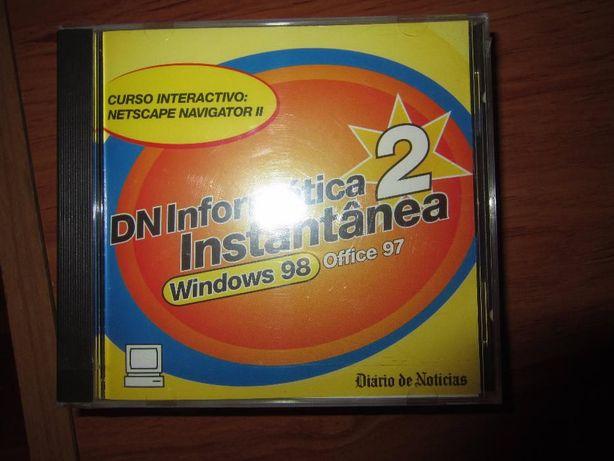 CD Informática Instantânea Windows 98