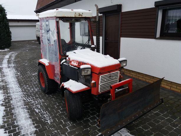 hako hakotrac 4100d ciagniczek komunalny traktorek traktor ogrodniczy