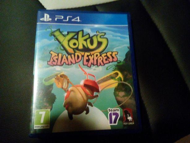 Yoku's Island Express Ps4 Wysyłam