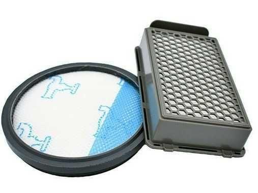 Комплект HEPA фильтров для пылесоса Rowenta Tefal Moulinex