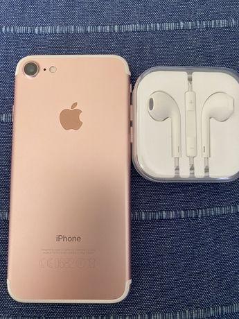 IPhone 7 /128gGB  Rose Gold stan idealny
