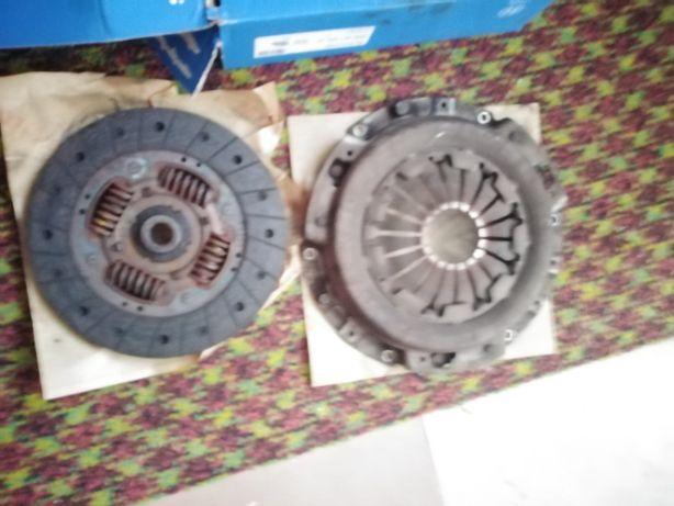 Корзина и диск сцепления на авео т 250