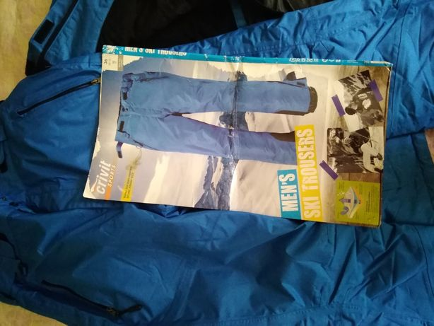 Термокостюм мужской Crivit sport лыжный