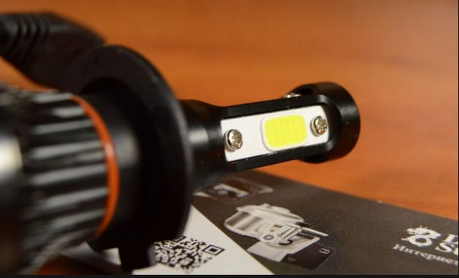 Автосвет. диодные f7 Led H4 H7 H1 лампы автомобильные