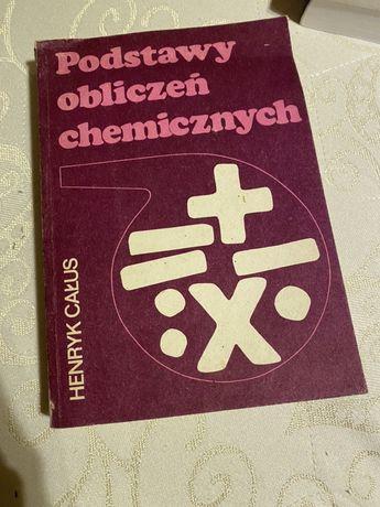 Podstawy obliczeń chemicznych