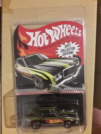 Hot Wheels Collector Editions Ford Gran Torino
