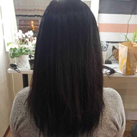 Наращивание и капсуляция волос