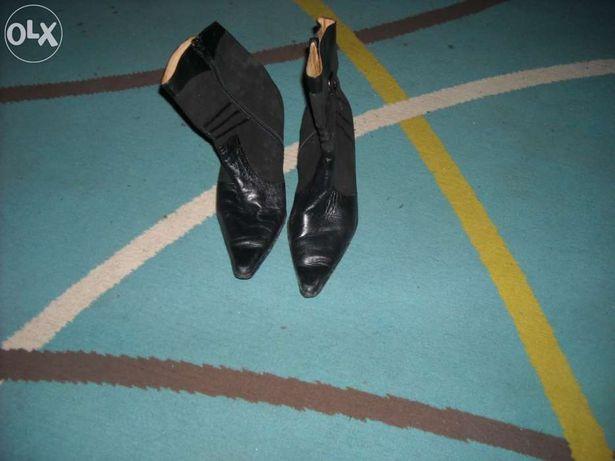Botas de salto alto