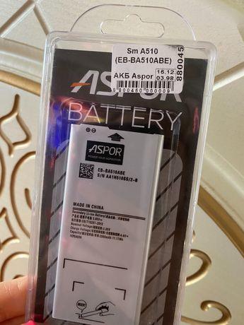 Батарея на Samsung A5 2016