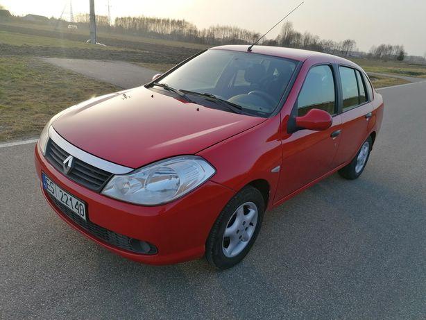 Renault Thalia_1.2 benzyna-lpg_klima_niski przebieg_ładna _zadbana