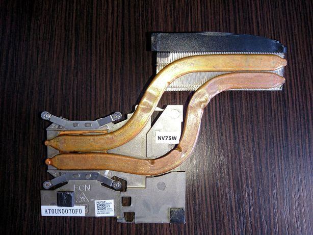 Радиатор Alienware 18, для видеокарты №2, Heatsink, Охлаждение