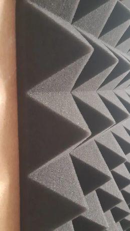 12 Espumas acústicas absorção de ecos e ruído r