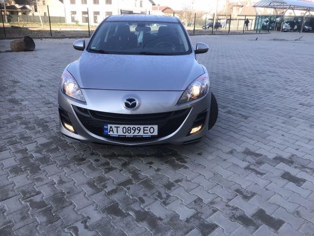 Mazda 3 Lim Exclusive Line 2011 свіжа.Стан на 5