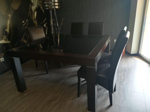Mesa sala jantar quadrada