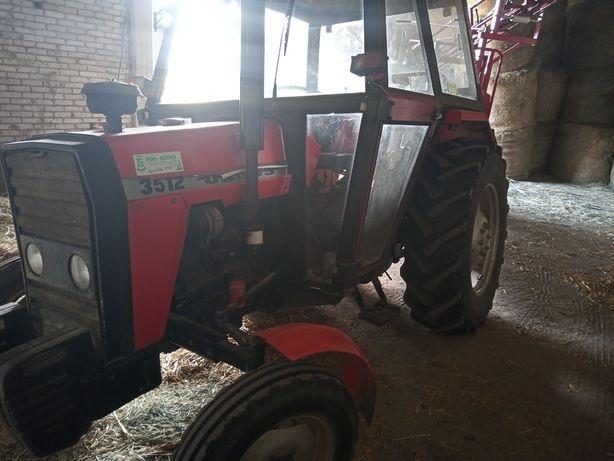 ciągniki rolniczy Ursus 3512