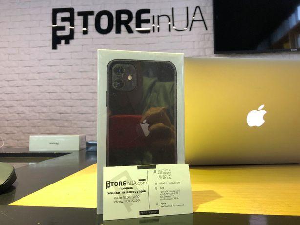 Новый iPhone 11 - 64GB/128GB (2020 Slimbox!). Гарантия 1 год от магаз