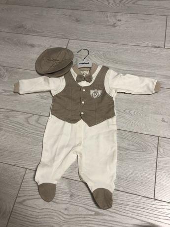 Новый костюмчик для мальчика